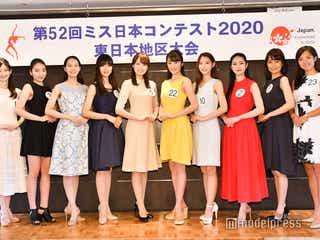 「ミス日本2020」ミス慶應グランプリ・小田安珠らがファイナリスト選出 水着審査も