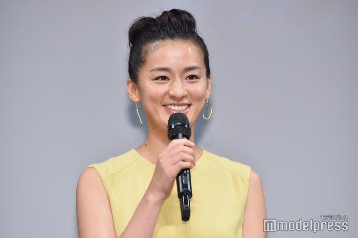 尾野真千子 (C)モデルプレス