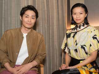 """安田顕が明かした""""妻の最高のいたずら""""とは 榮倉奈々「奥さんに代わって怒りたい」 モデルプレスインタビュー"""
