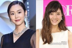 (左から)桐谷美玲、佐藤ありさ (C)モデルプレス
