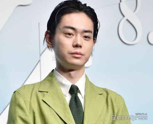 菅田将暉、初の父親役で子役を溺愛「鼻とか食べてやろうかな」<糸>