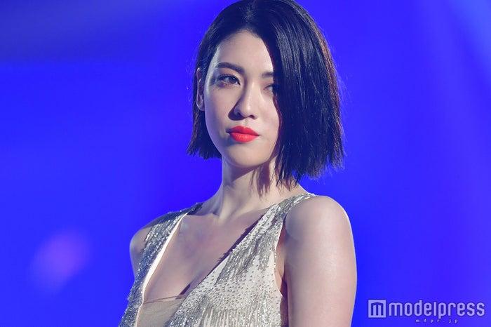 三吉彩花(2018年3月撮影)  (C)モデルプレス