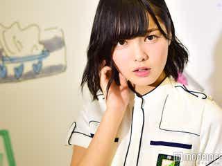 欅坂46平手友梨奈を直撃!ペアを組むなら? デビューから約半年の変化、美容で心がけていることも語る
