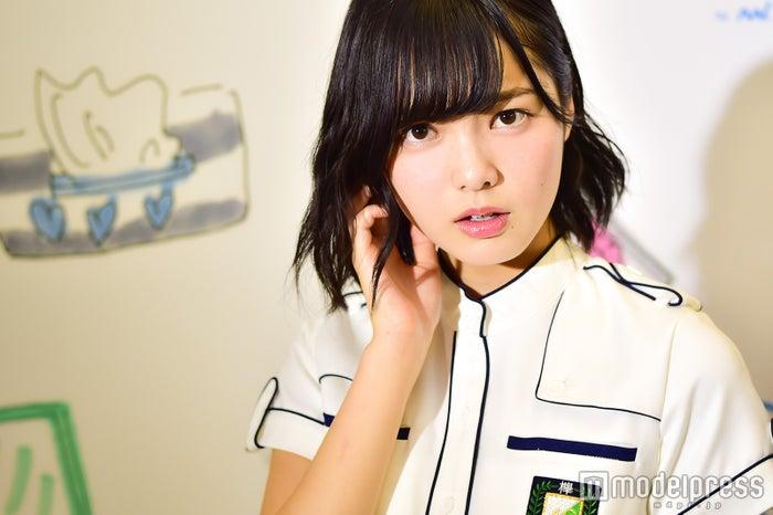 モデルプレスのインタビューに応じた、平手友梨奈(C)モデルプレス