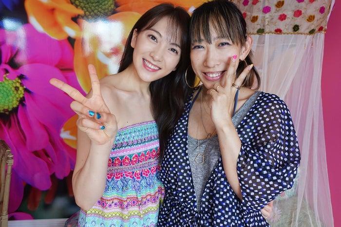 新月9ドラマ「好きな人がいること」の主題歌を担当するJY(知英)とMVの監督をつとめた蜷川実花氏