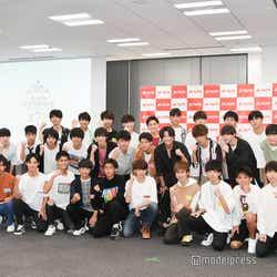 「第32回ジュノン・スーパーボーイ・コンテスト」BEST30、小池徹平(中央) (C)モデルプレス