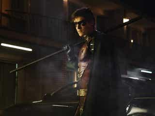 中毒者続出!バットマンの相棒ロビンが活躍するDCTV最新作「タイタンズ」リリース!