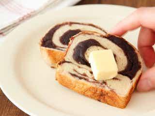 あんこがたっぷり!なうずまき「あん食パン」が激ウマすぎ!パウンドケーキ型で焼けるミニ食パンの作り方