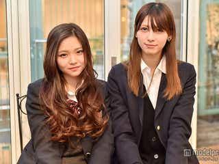 """""""日本一""""可愛い女子高生に反響 関東or関西、あなたはどっち派?"""