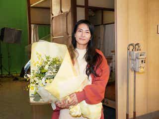 柴咲コウ「35歳の少女」撮了 最後は元気よく「さよなら~」