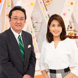 明石家さんま、20年ぶり「めざましテレビ」出演 開局60周年特別番組でメインキャスター