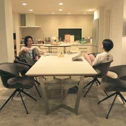 翔平、香織「TERRACE HOUSE TOKYO 2019-2020」7th WEEK(C)フジテレビ/イースト・エンタテインメント