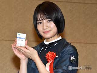 欅坂46織田奈那「まさか自分が選ばれるなんて」出身・浜松市の親善大使に就任