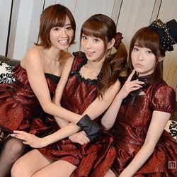 predia(左から)青山玲子、前田ゆう、沢口けいこ/(C)モデルプレス