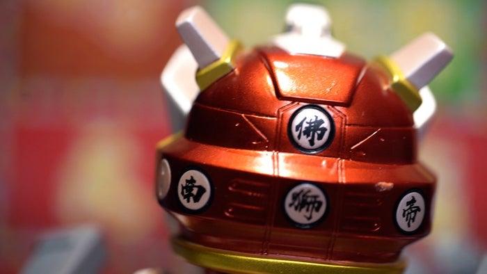 ライオンダンスロボット(提供画像)