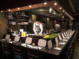 「カウンターだけの店」が今NYで人気急上昇中! 名シェフの料理を五感で愉しむ隠れ家フレンチ『ウキヨ』
