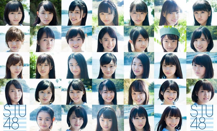 STU48(写真提供:テレビ東京)
