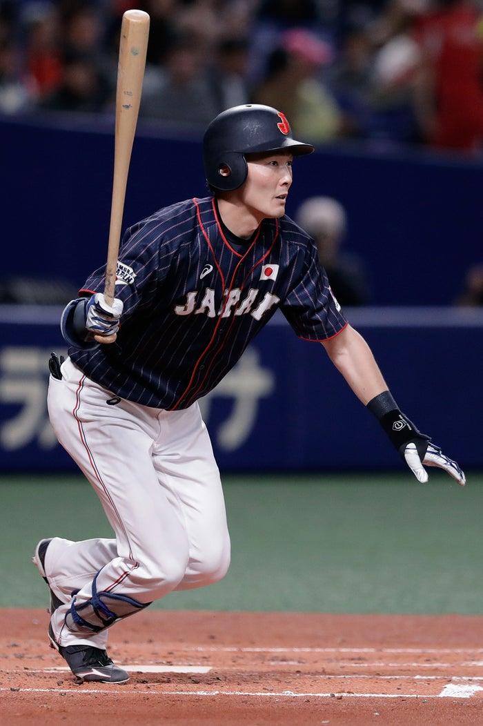 源田壮亮選手(photo:Getty Images)