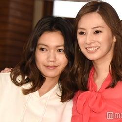 """北川景子&二階堂ふみが初共演  「本当に号泣した」""""しあわせの記憶""""明かす"""