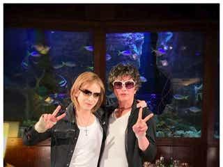 "GACKT""兄ちゃん""X JAPAN・YOSHIKIのバースデー祝福 愛が溢れるメッセージに反響"