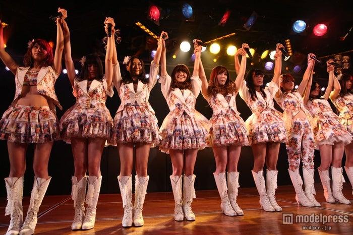 チームKの千秋楽公演「最終ベルが鳴る」(C)AKS