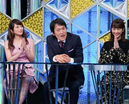 """桐谷美玲が""""オトしの祭典""""見届ける 人気シリーズ復活"""