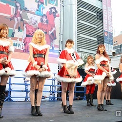 E-girls、トリンドル玲奈、乃木坂46…美女たちのサンタ姿が可愛すぎ