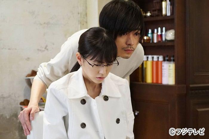 桐谷美玲、成田凌/『人は見た目が100パーセント』(画像提供:フジテレビ)