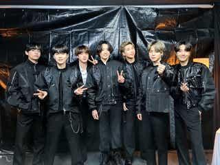 BTS、療養中SUGAも復活 久々7人完全体ショットにファン感激