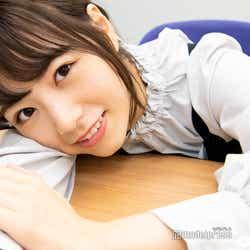 モデルプレスのインタビューに応じた、乃木坂46の北野日奈子(C)モデルプレス