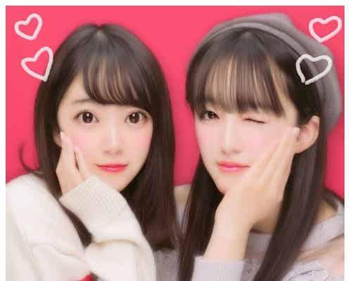 HKT48田島芽瑠、乃木坂46堀未央奈&星野みなみとのプリクラ公開