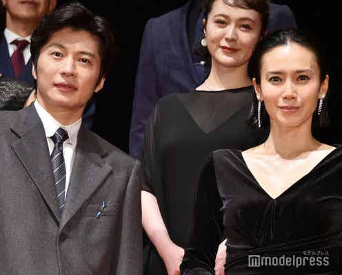 田中圭、中谷美紀の夫役にハラハラ「怒られると思っていた」<総理の夫>