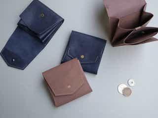 シンプルで使いやすい。しなやかな革の素材感を楽しむ大人の革財布特集