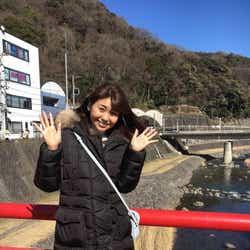 箱根にて。温泉に入ってのんびり!(提供写真)