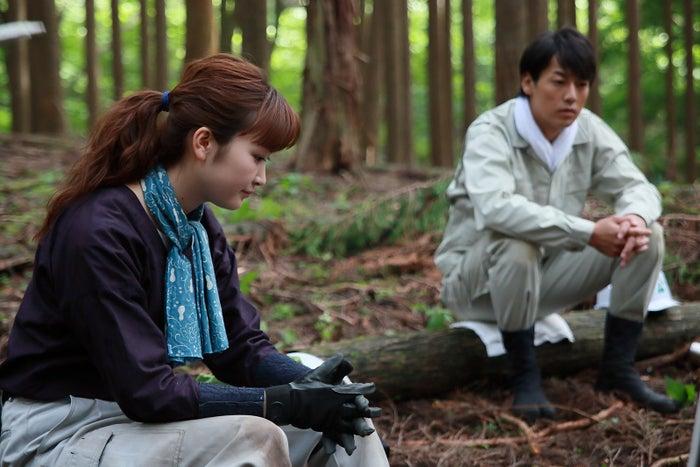 菅野莉央/映画「じんじん~其の二~」(画像提供:所属事務所)