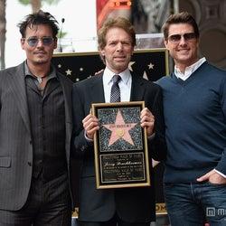 ジョニー・デップ、トム・クルーズら豪華ハリウッド俳優が集結