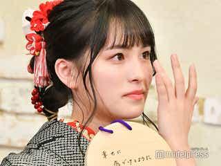 乃木坂46大園桃子、白石麻衣の卒業に涙「少しでも強くなったなって思ってもらえるように」