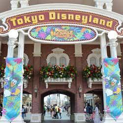 東京ディズニーランド(C)モデルプレス(C)Disney
