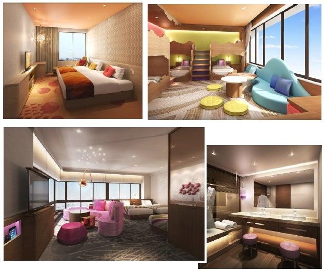 ホテル ユニバーサル ポート ヴィータ(HOTEL UNIVERSAL PORT VITA)/画像提供:オリックス