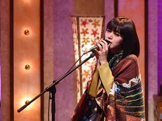 池田エライザ、井上陽水「カナリア」を初歌唱