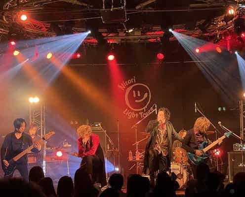 """元Janne Da Arcのyou・kiyoらのロックバンド""""Nicori Light Tours""""のライブツアーがスタート"""