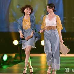 松井愛莉&三吉彩花(C)モデルプレス