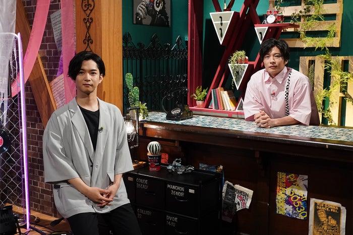 千葉雄大、田中圭(C)日本テレビ