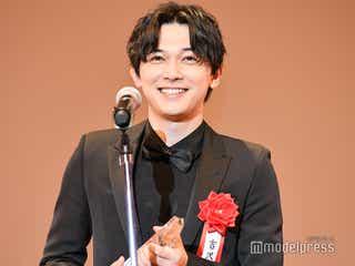 吉沢亮「賞をいただくために頑張る訳ではないけど」受賞の思い語る<2020年 エランドール賞>