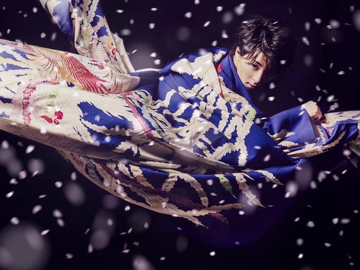 高杉真宙セカンド写真集『20/7』ワニブックス刊 撮影:TAKAKI_KUMADA
