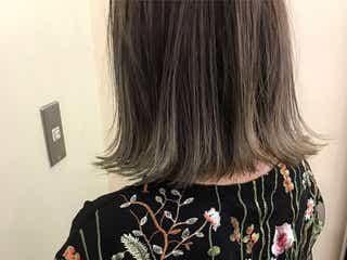 アッシュグレーの髪色がキニナル♡人気の最旬カラーをPICKUP