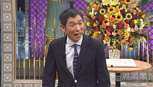 明石家さんま(C)日本テレビ