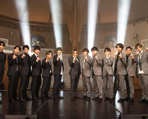 SKY-HIが手掛けるボーイズグループオーディション「THE FIRST」特番放送決定