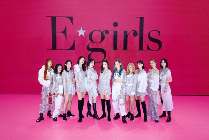 E-girls(提供写真)