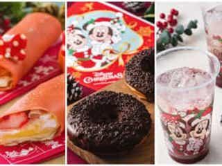 パークへ急げ!クリスマス限定のめちゃかわ☆うまい#おやつディズニー
